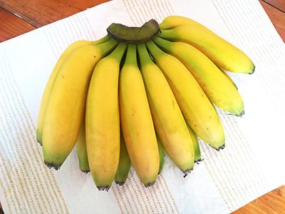 バナナ 感じ